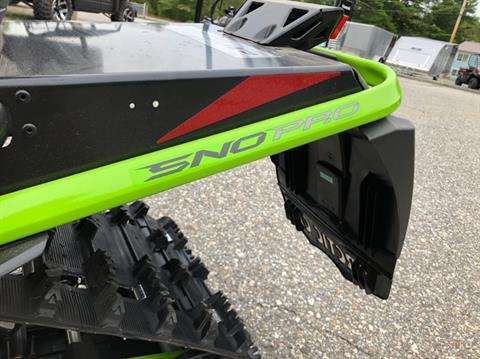 2019 Arctic Cat ZR 8000 Sno Pro ES 129 in Lebanon, Maine - Photo 8