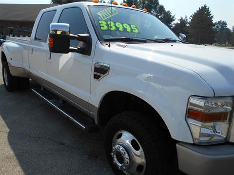 2010 Other FORD F350 KING RANCH in Belvidere, Illinois