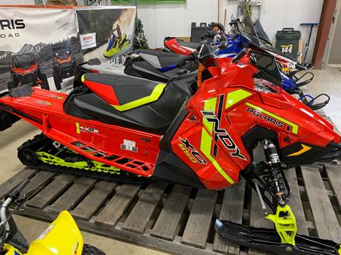 2021 Polaris 850 Indy XC 137 Factory Choice in Belvidere, Illinois - Photo 1