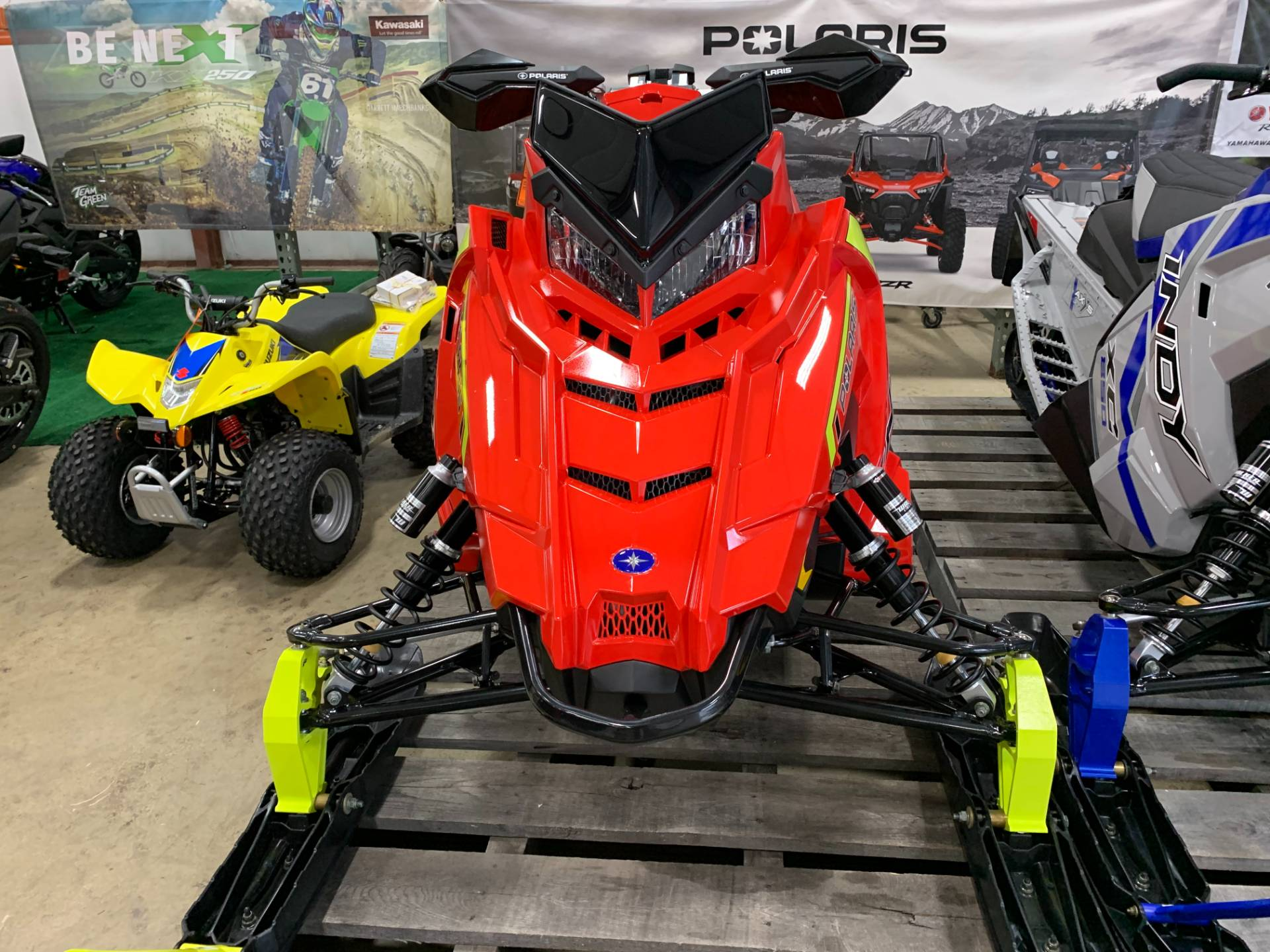 2021 Polaris 850 Indy XC 137 Factory Choice in Belvidere, Illinois - Photo 6