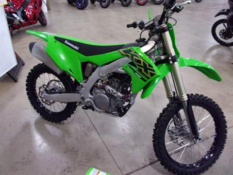 2021 Kawasaki KX 250 in Belvidere, Illinois - Photo 1