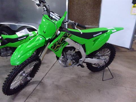 2021 Kawasaki KX 250 in Belvidere, Illinois - Photo 4
