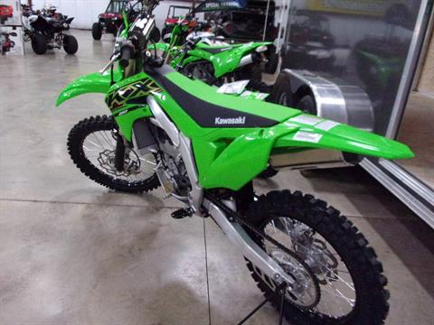 2021 Kawasaki KX 250 in Belvidere, Illinois - Photo 5
