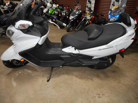 2017 Suzuki Burgman 650 Executive in Belvidere, Illinois - Photo 4
