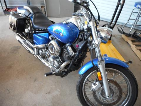 2009 Yamaha V Star 650 Custom in Belvidere, Illinois - Photo 2