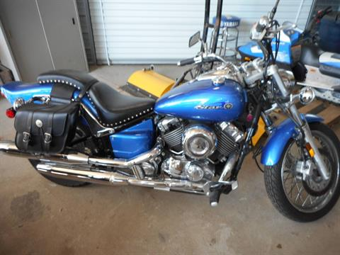 2009 Yamaha V Star 650 Custom in Belvidere, Illinois - Photo 1