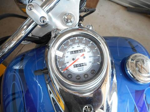 2009 Yamaha V Star 650 Custom in Belvidere, Illinois - Photo 6