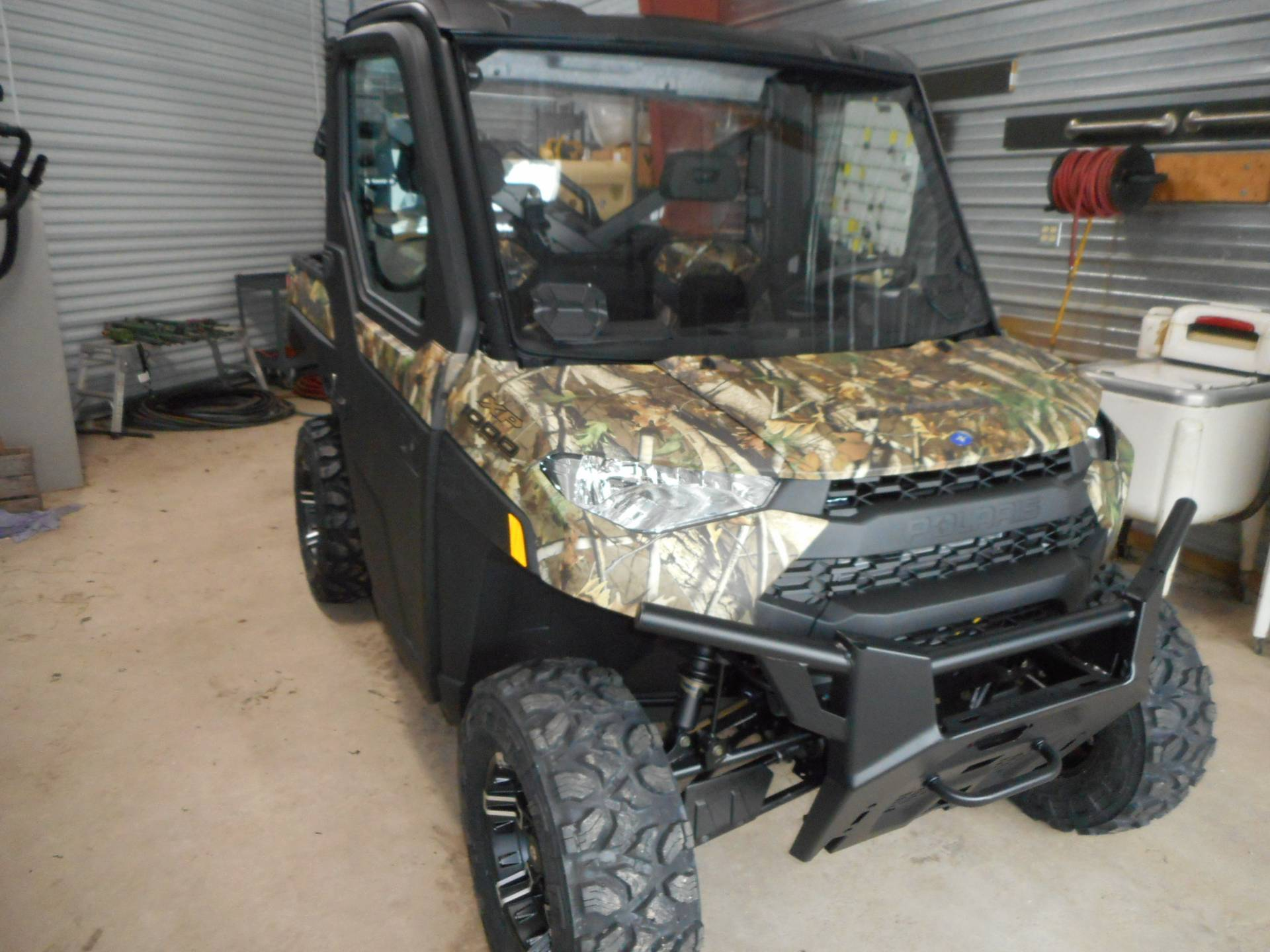 2019 Polaris Ranger XP 1000 EPS Premium in Belvidere, Illinois - Photo 1