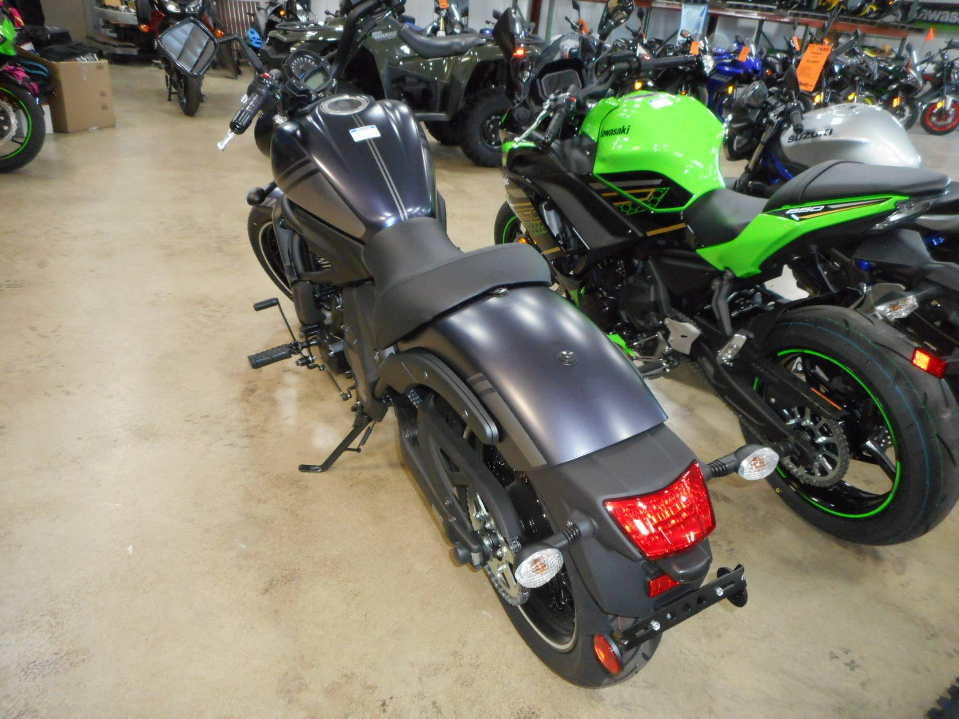 2020 Kawasaki Vulcan S ABS in Belvidere, Illinois - Photo 4