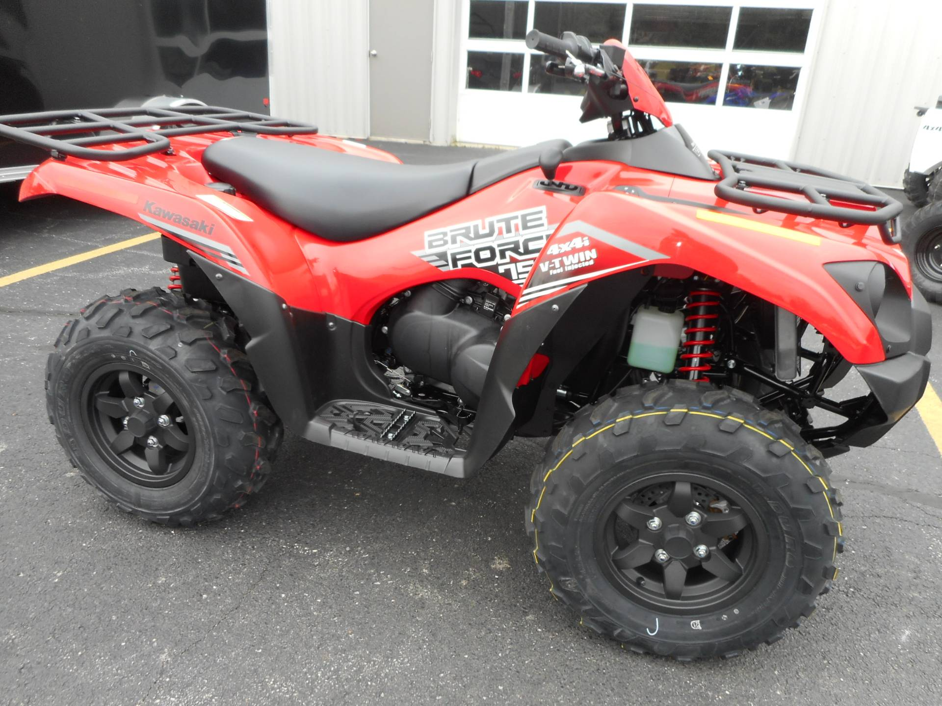 2020 Kawasaki Brute Force 750 4x4i in Belvidere, Illinois - Photo 1