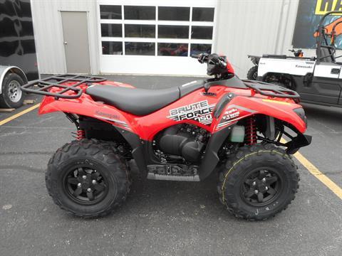 2020 Kawasaki Brute Force 750 4x4i in Belvidere, Illinois - Photo 3