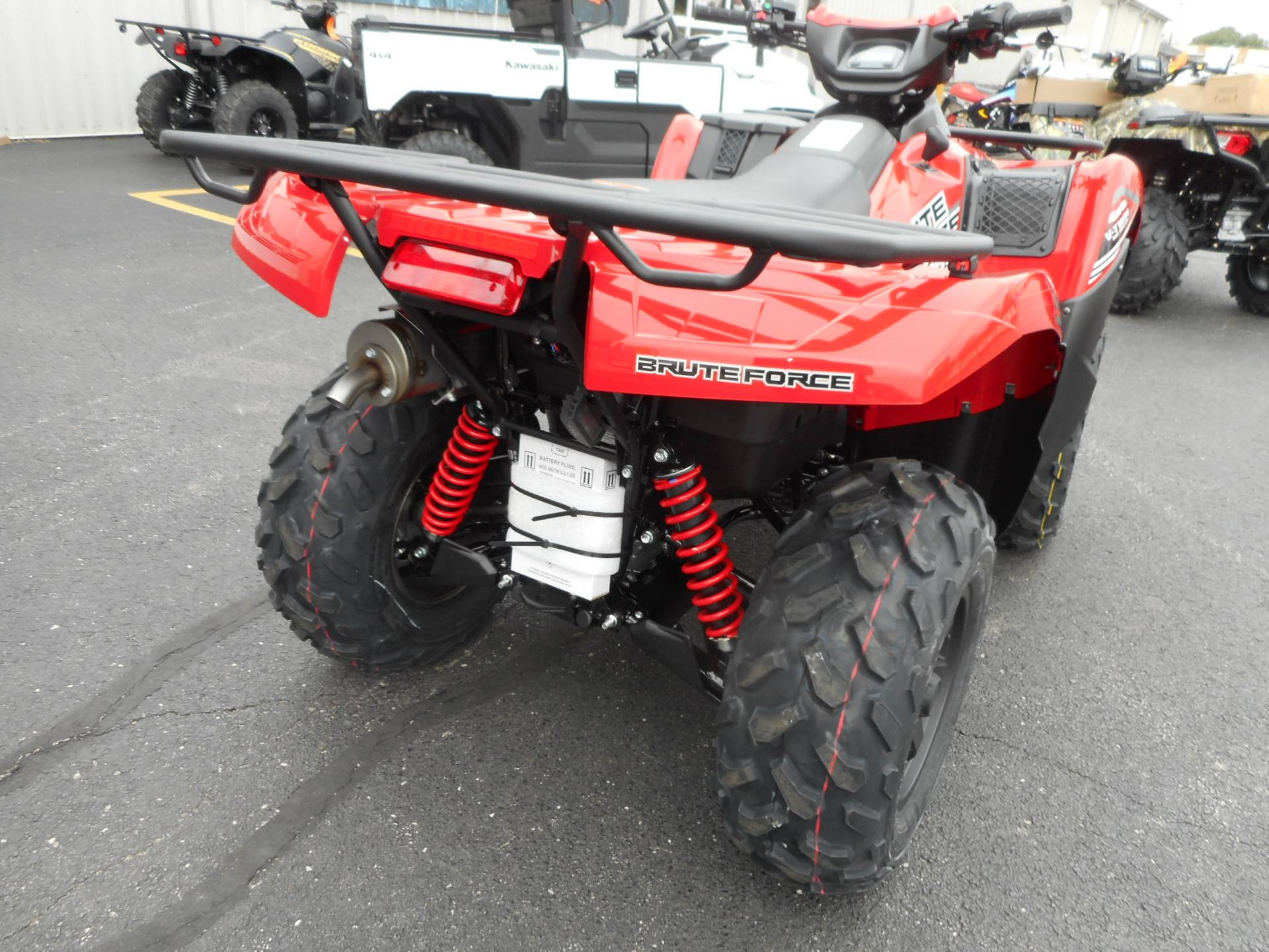 2020 Kawasaki Brute Force 750 4x4i in Belvidere, Illinois - Photo 4