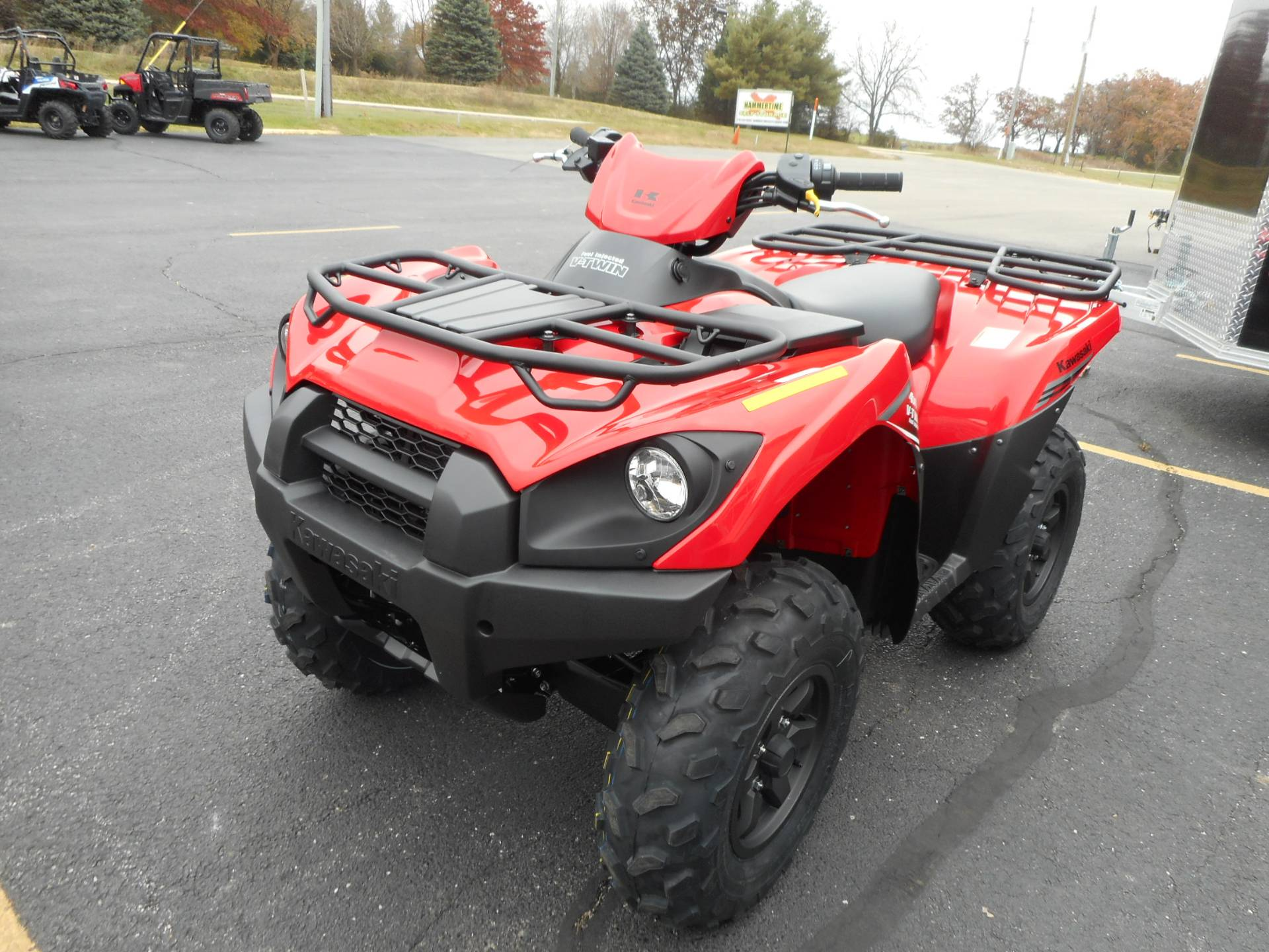 2020 Kawasaki Brute Force 750 4x4i in Belvidere, Illinois - Photo 7