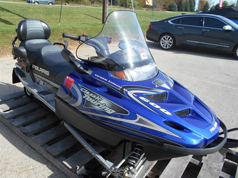 2003 Polaris 600 Classic Touring in Belvidere, Illinois