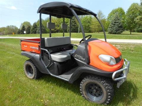 2009 Kubota RTV500 in Belvidere, Illinois