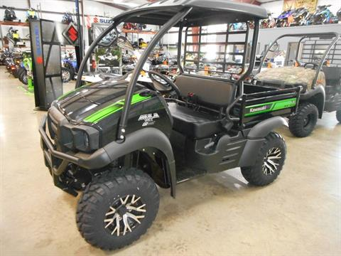 2020 Kawasaki Mule SX 4x4 XC LE FI in Belvidere, Illinois - Photo 2