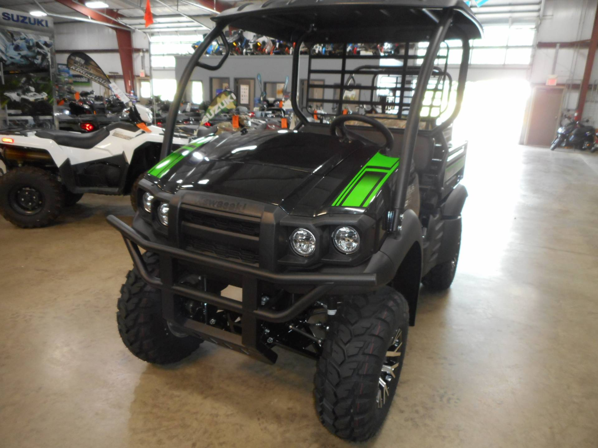 2020 Kawasaki Mule SX 4x4 XC LE FI in Belvidere, Illinois - Photo 3