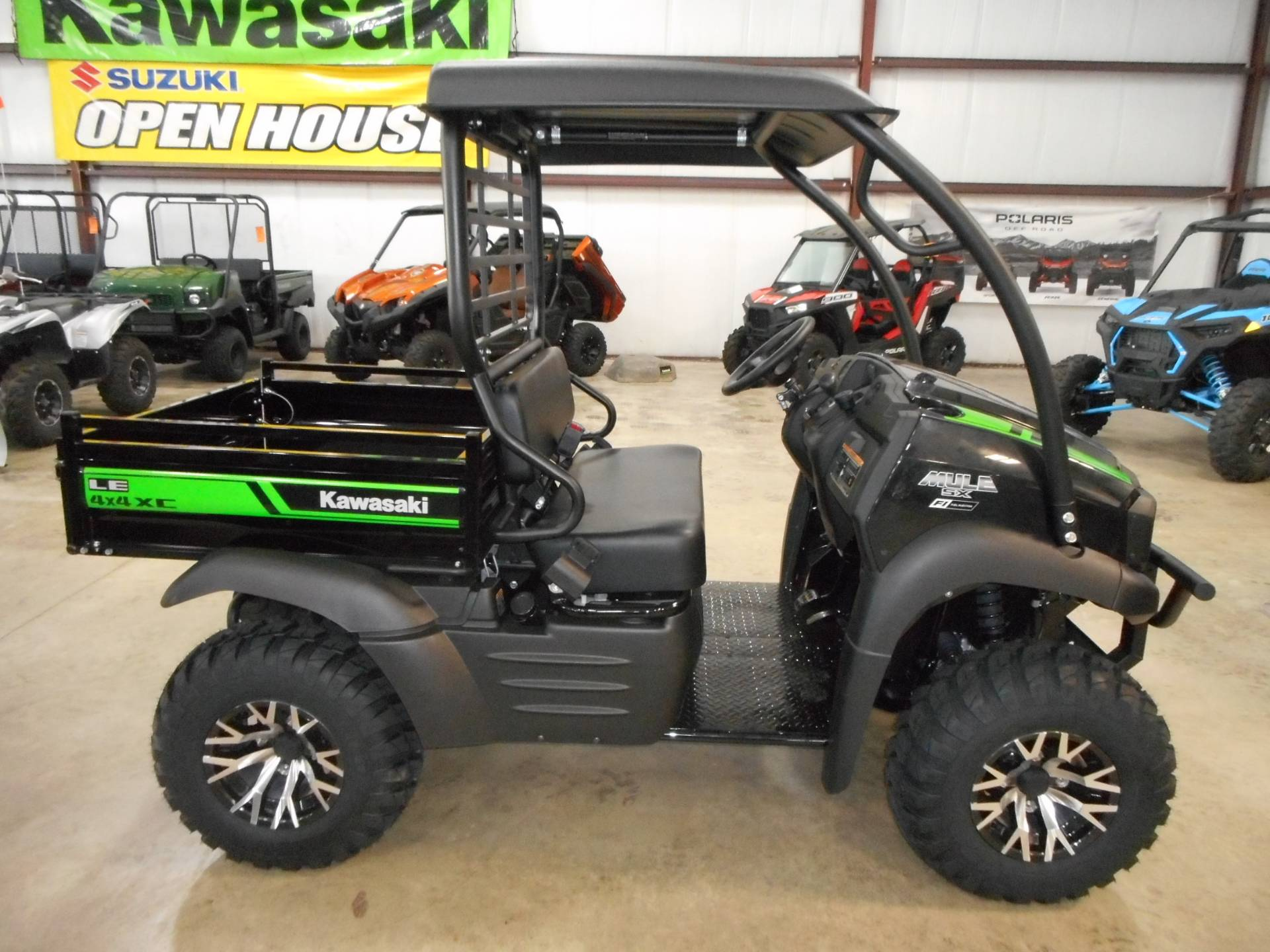 2020 Kawasaki Mule SX 4x4 XC LE FI in Belvidere, Illinois - Photo 5