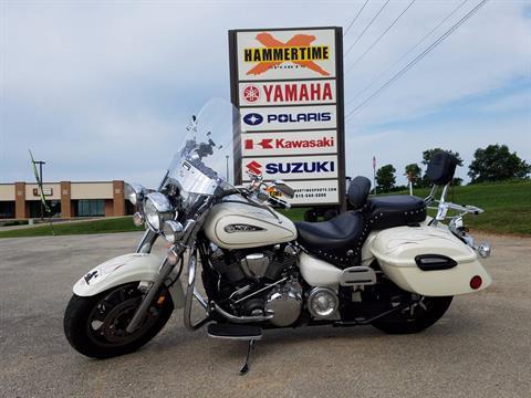 2012 Yamaha Road Star Silverado S in Belvidere, Illinois