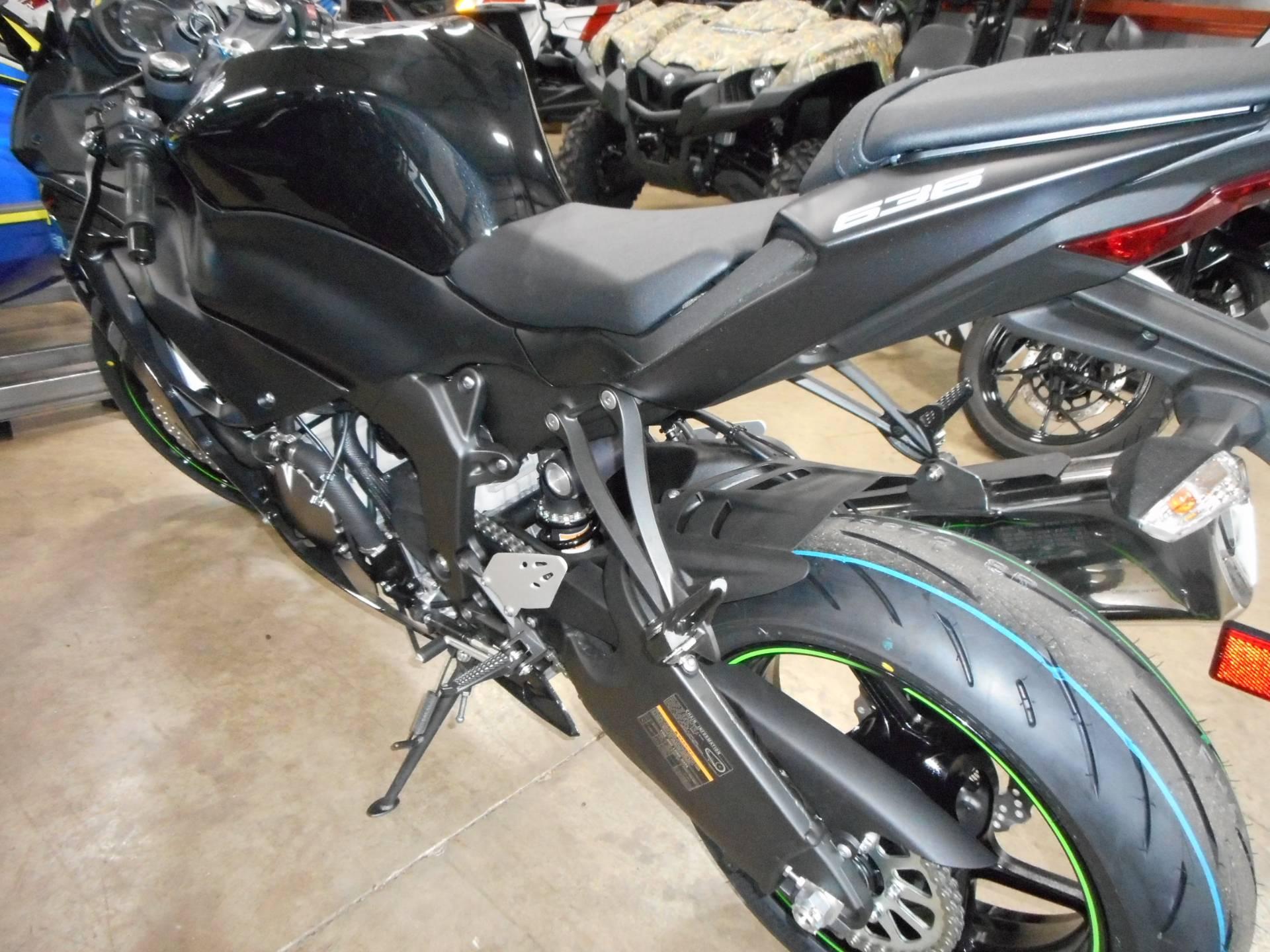 2019 Kawasaki Ninja Zx 6r In Belvidere Illinois