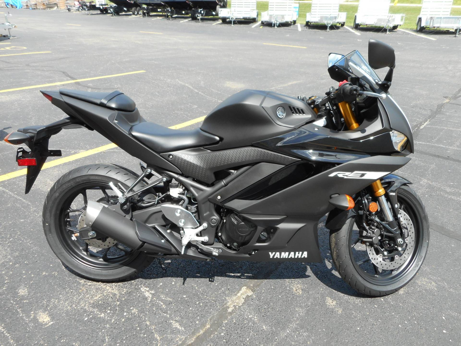2019 Yamaha Yzf R3 Abs In Belvidere Illinois