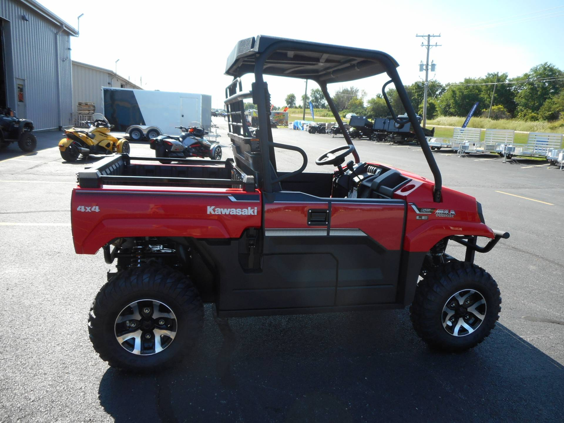 2019 Kawasaki Mule PRO-MX EPS LE in Belvidere, Illinois - Photo 4