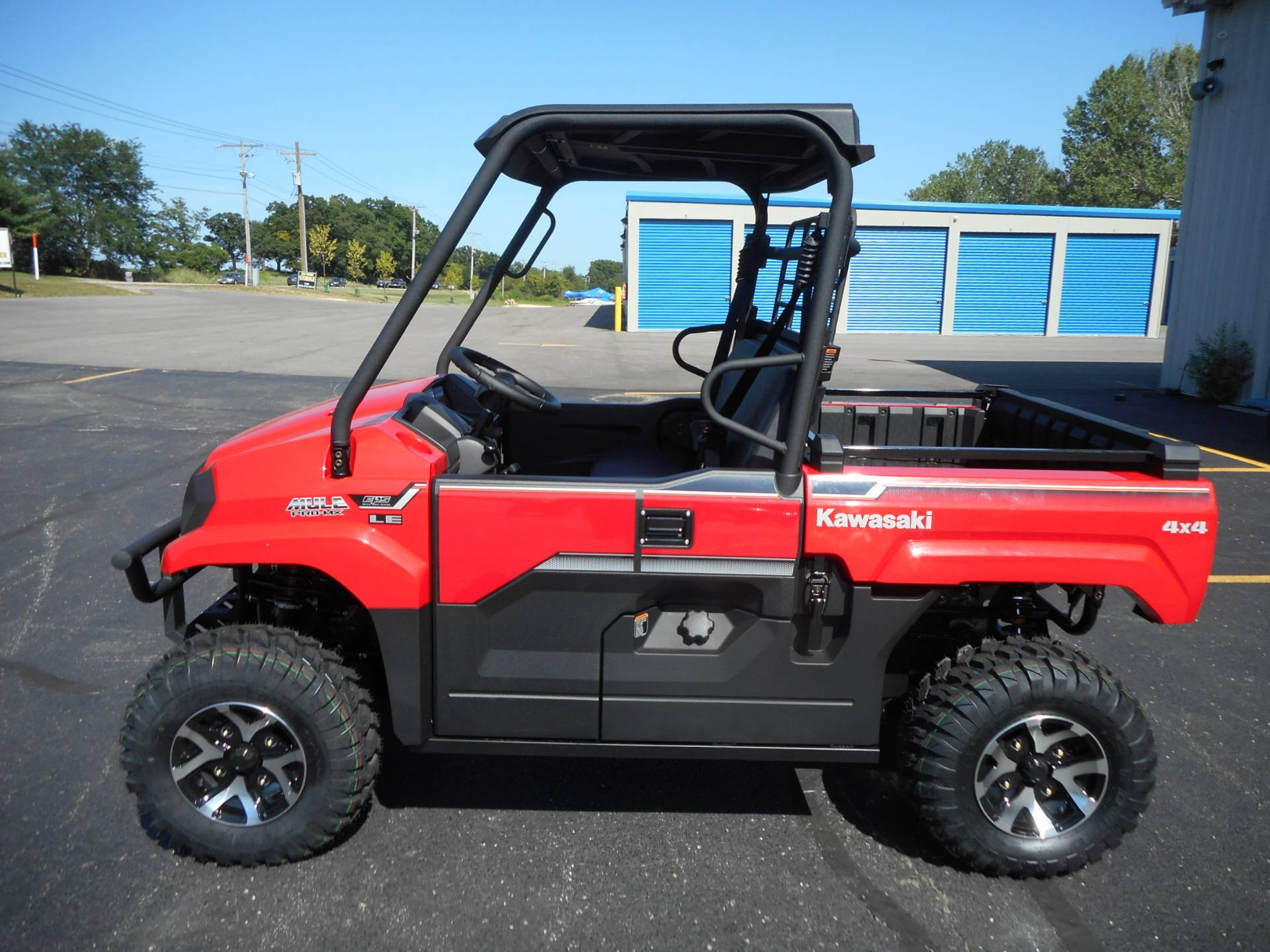 2019 Kawasaki Mule PRO-MX EPS LE in Belvidere, Illinois - Photo 1
