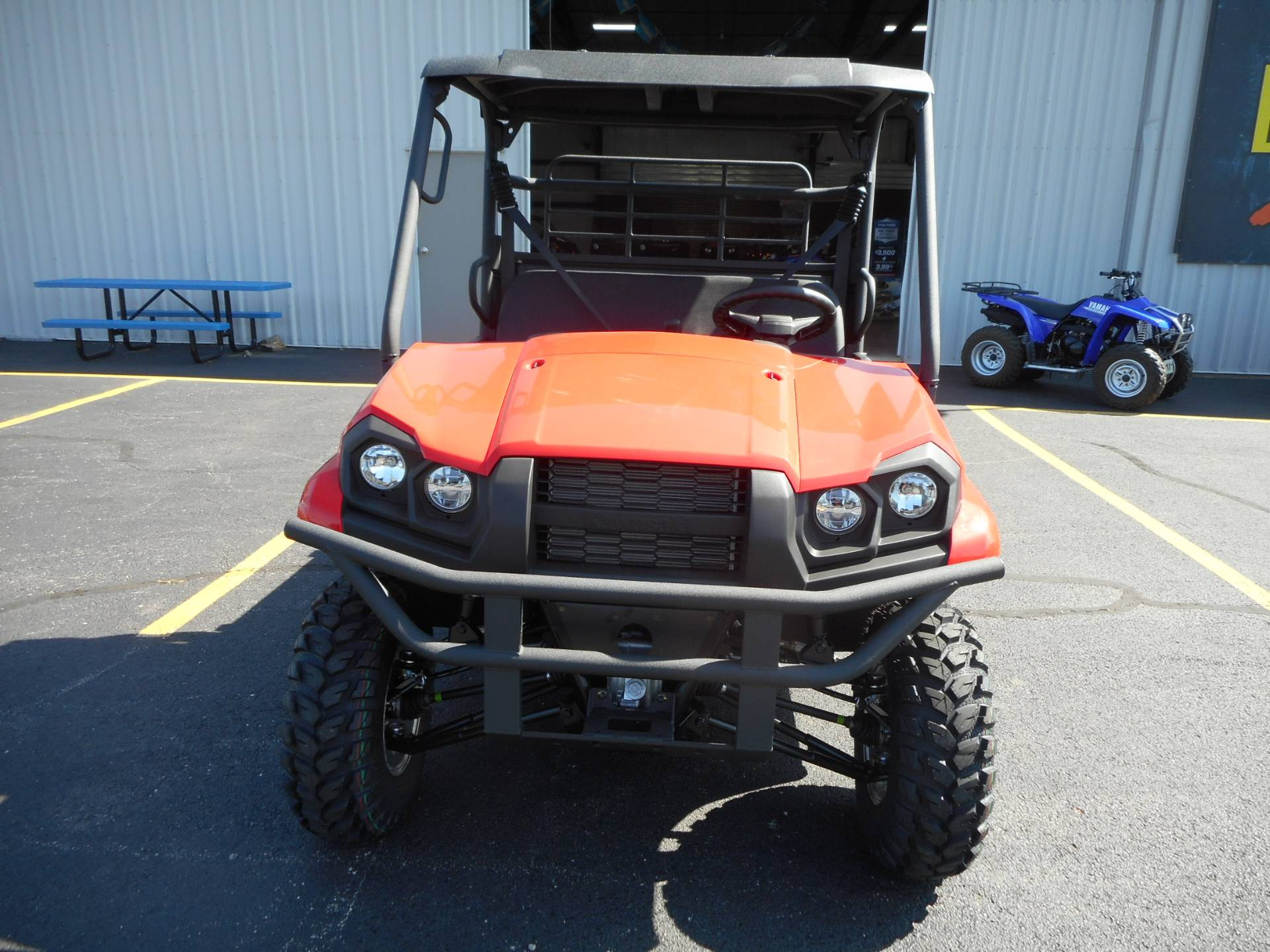 2019 Kawasaki Mule PRO-MX EPS LE in Belvidere, Illinois - Photo 7