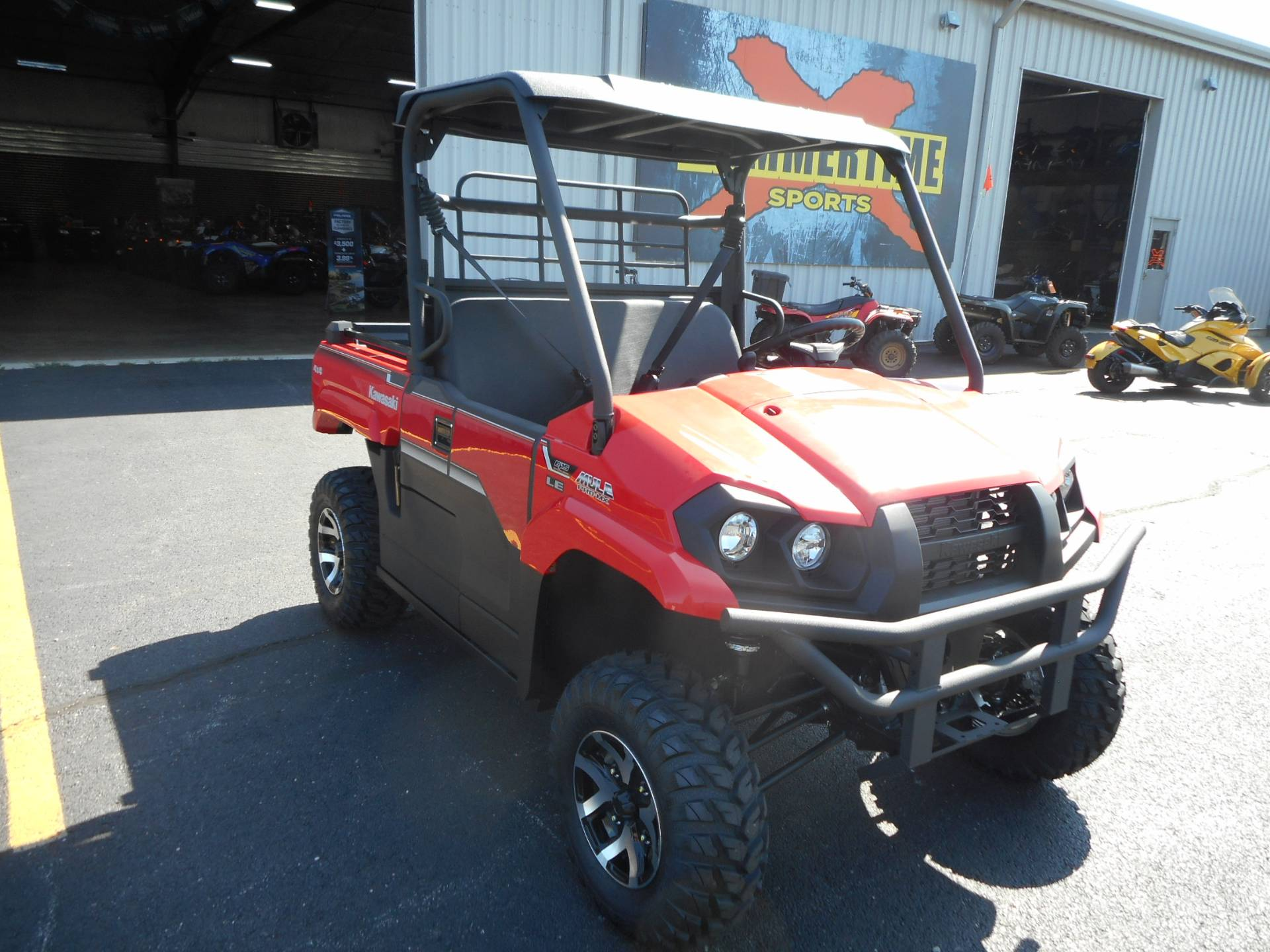 2019 Kawasaki Mule PRO-MX EPS LE in Belvidere, Illinois - Photo 2
