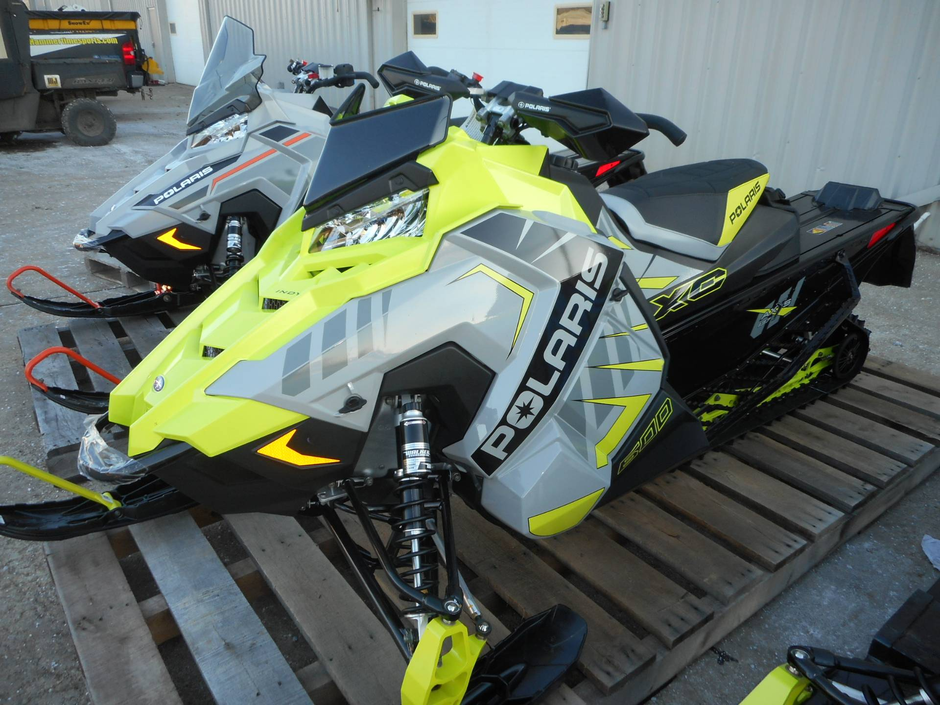 2020 Polaris 600 Indy XC 137 SC in Belvidere, Illinois - Photo 1