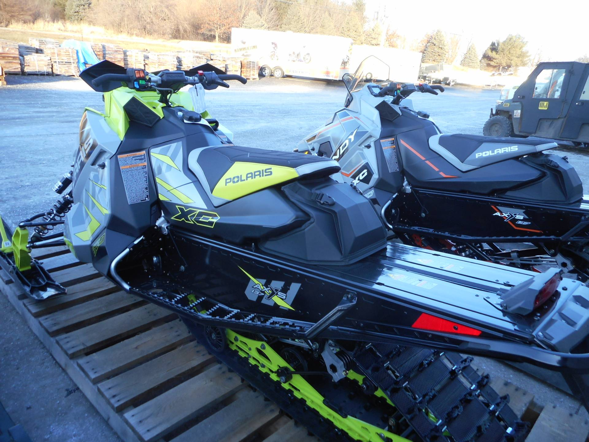 2020 Polaris 600 Indy XC 137 SC in Belvidere, Illinois - Photo 8