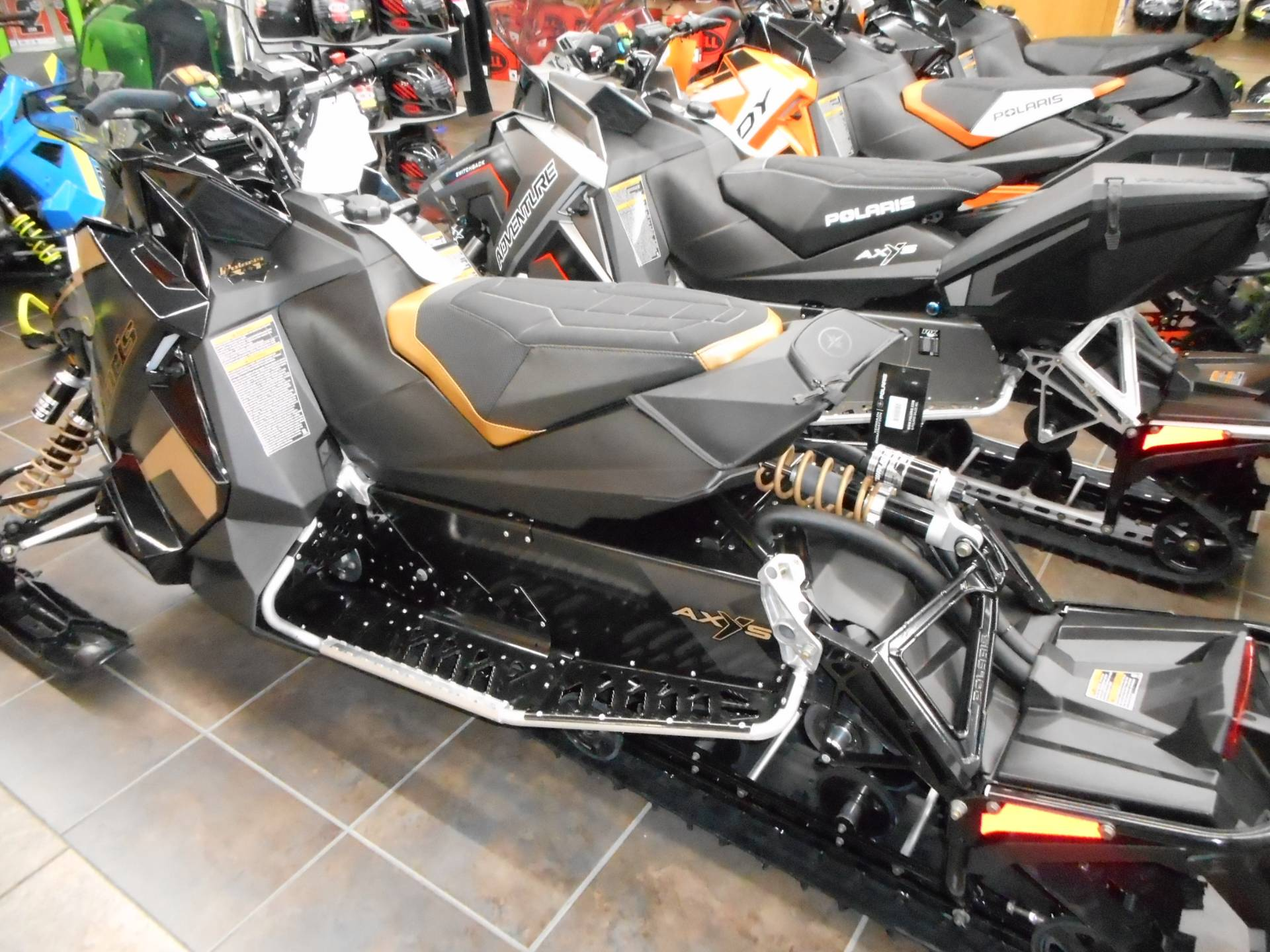 2019 Polaris 800 Switchback Pro-S SnowCheck Select in Belvidere, Illinois