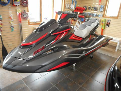 2019 Yamaha FX Cruiser SVHO in Belvidere, Illinois - Photo 1
