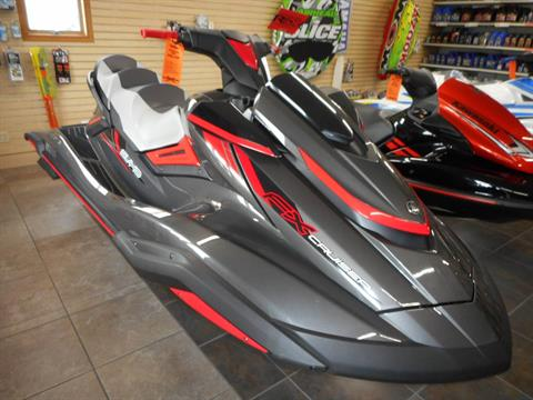 2019 Yamaha FX Cruiser SVHO in Belvidere, Illinois - Photo 2