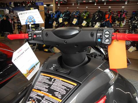 2019 Yamaha FX Cruiser SVHO in Belvidere, Illinois - Photo 6