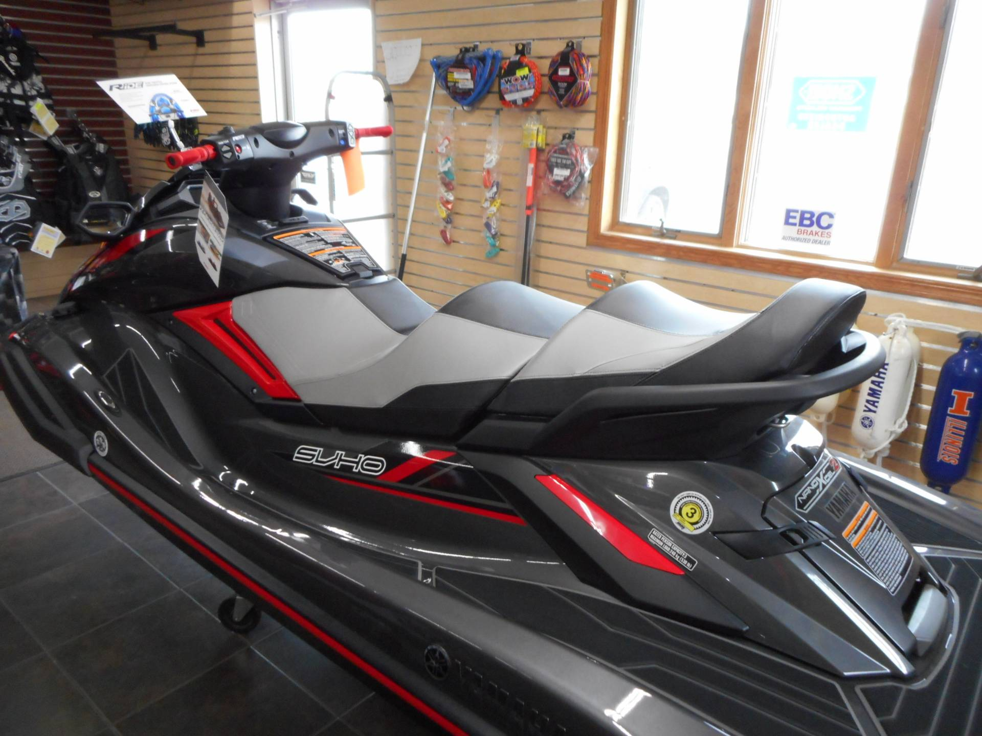 2019 Yamaha FX Cruiser SVHO in Belvidere, Illinois - Photo 3