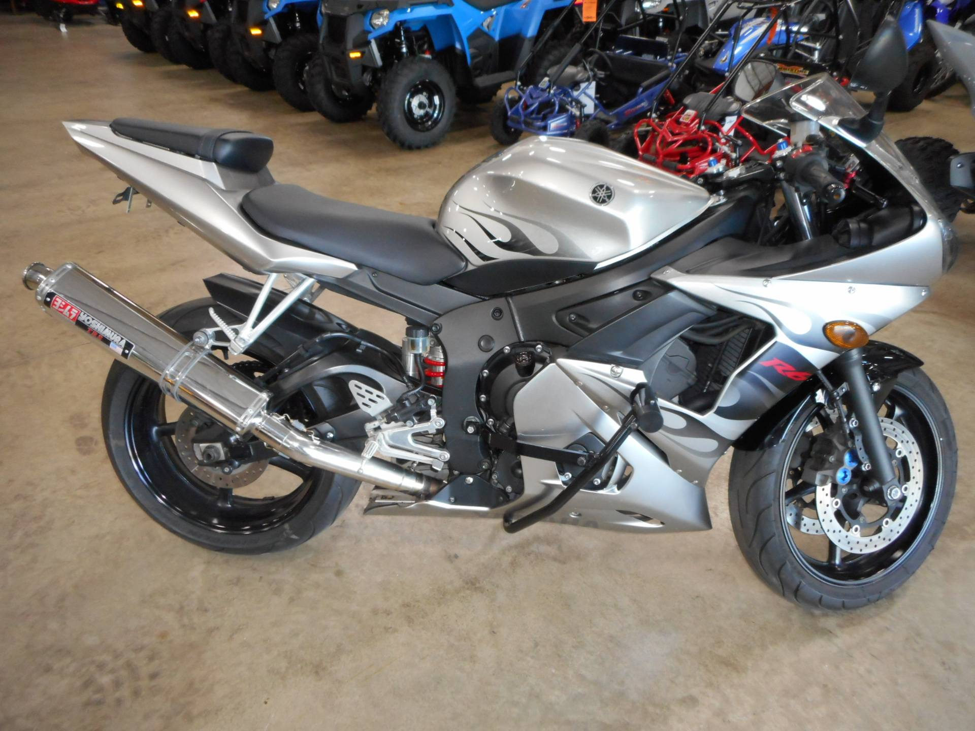 2004 Yamaha YZF-R6 for sale 214160