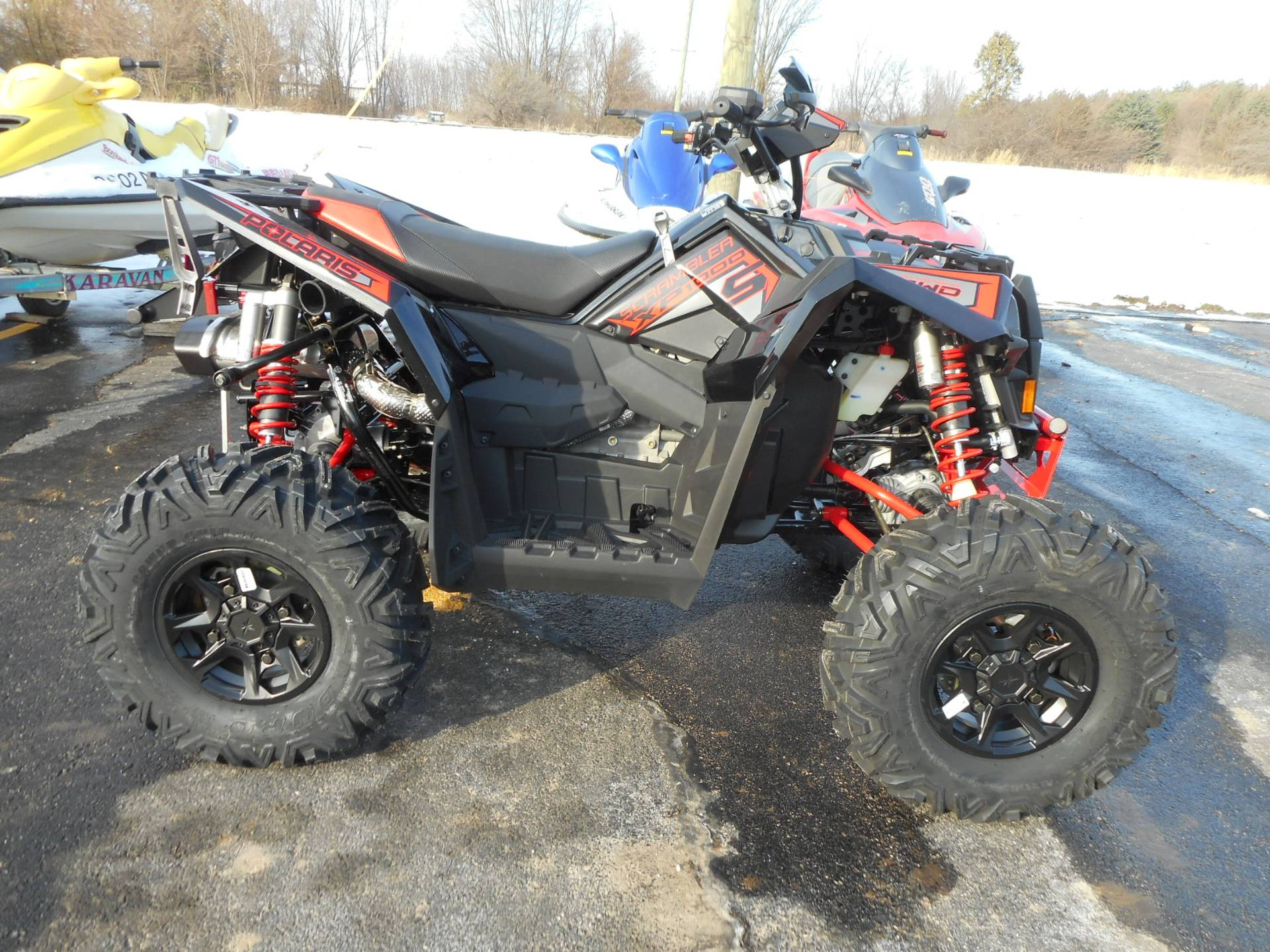 2020 Polaris Scrambler XP 1000 S in Belvidere, Illinois - Photo 1