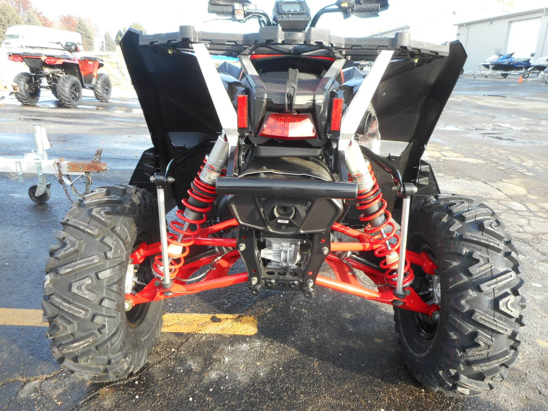 2020 Polaris Scrambler XP 1000 S in Belvidere, Illinois - Photo 5
