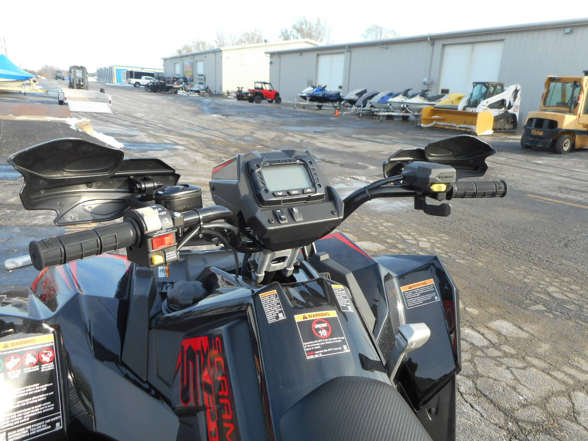 2020 Polaris Scrambler XP 1000 S in Belvidere, Illinois - Photo 7