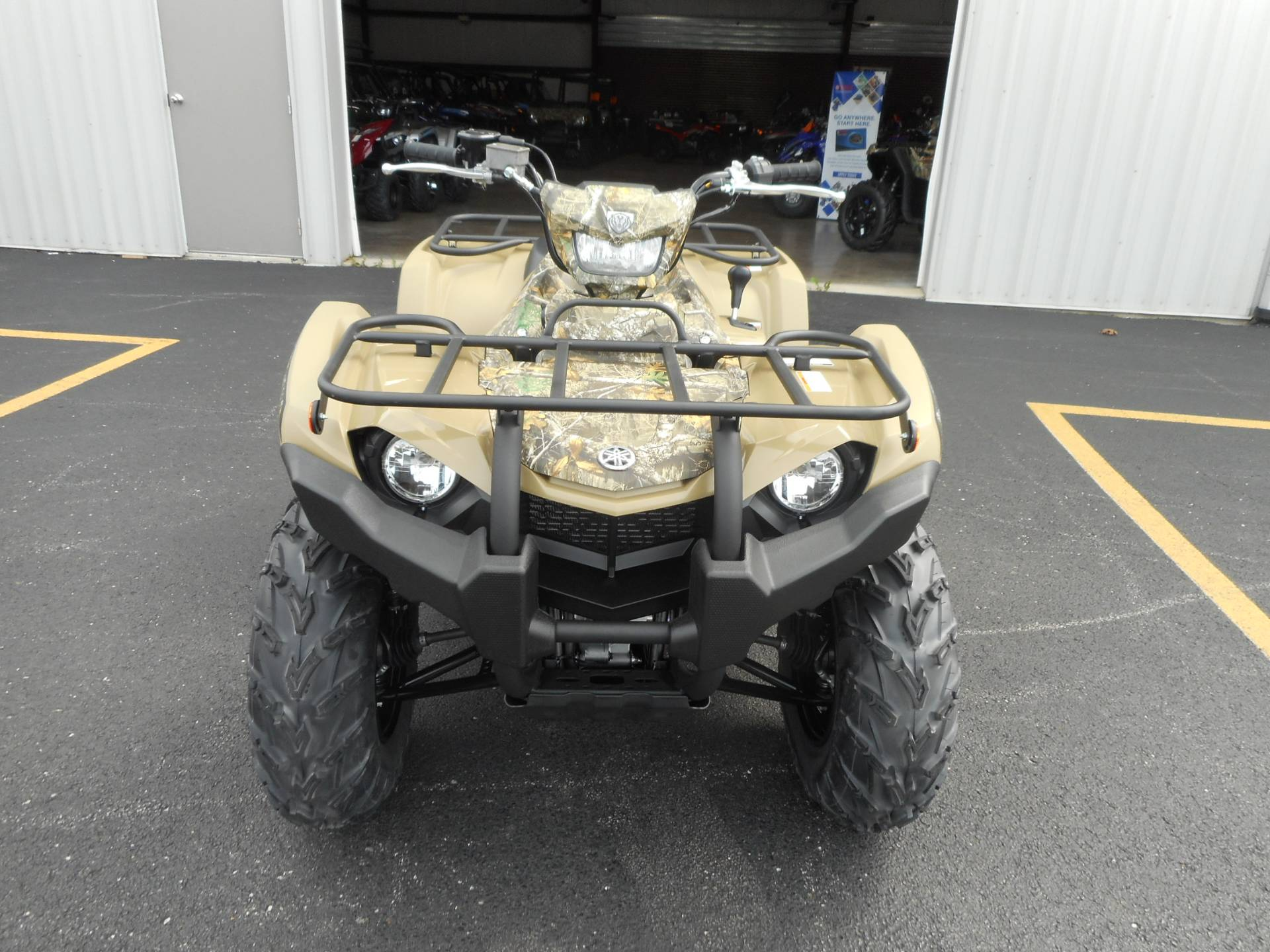 2020 Yamaha Kodiak 450 EPS in Belvidere, Illinois - Photo 4