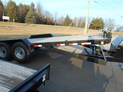 2016 Quality Trailers 83x20 EQT LT in Belvidere, Illinois