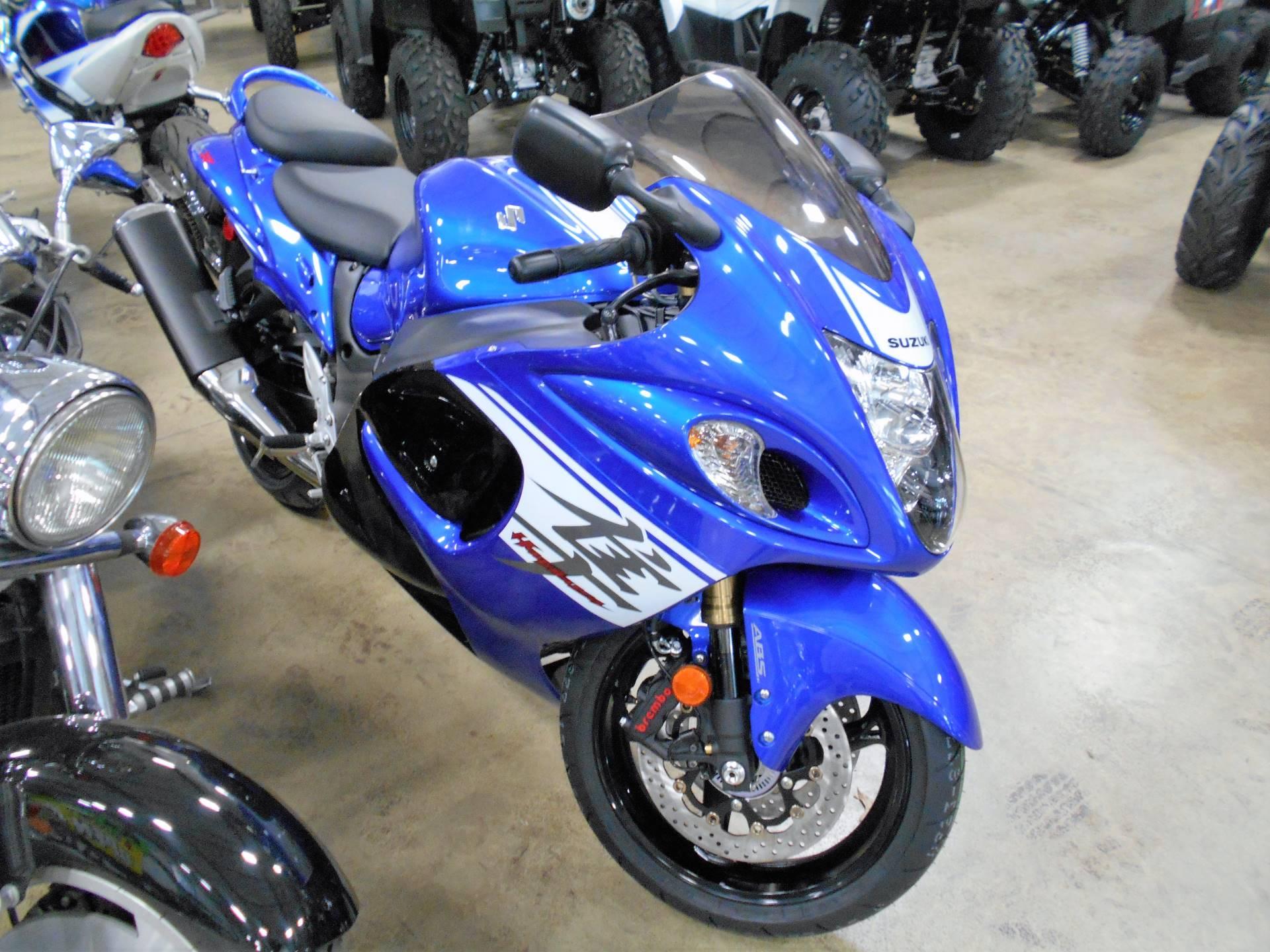 New 2017 Suzuki Hayabusa Motorcycles in Belvidere, IL