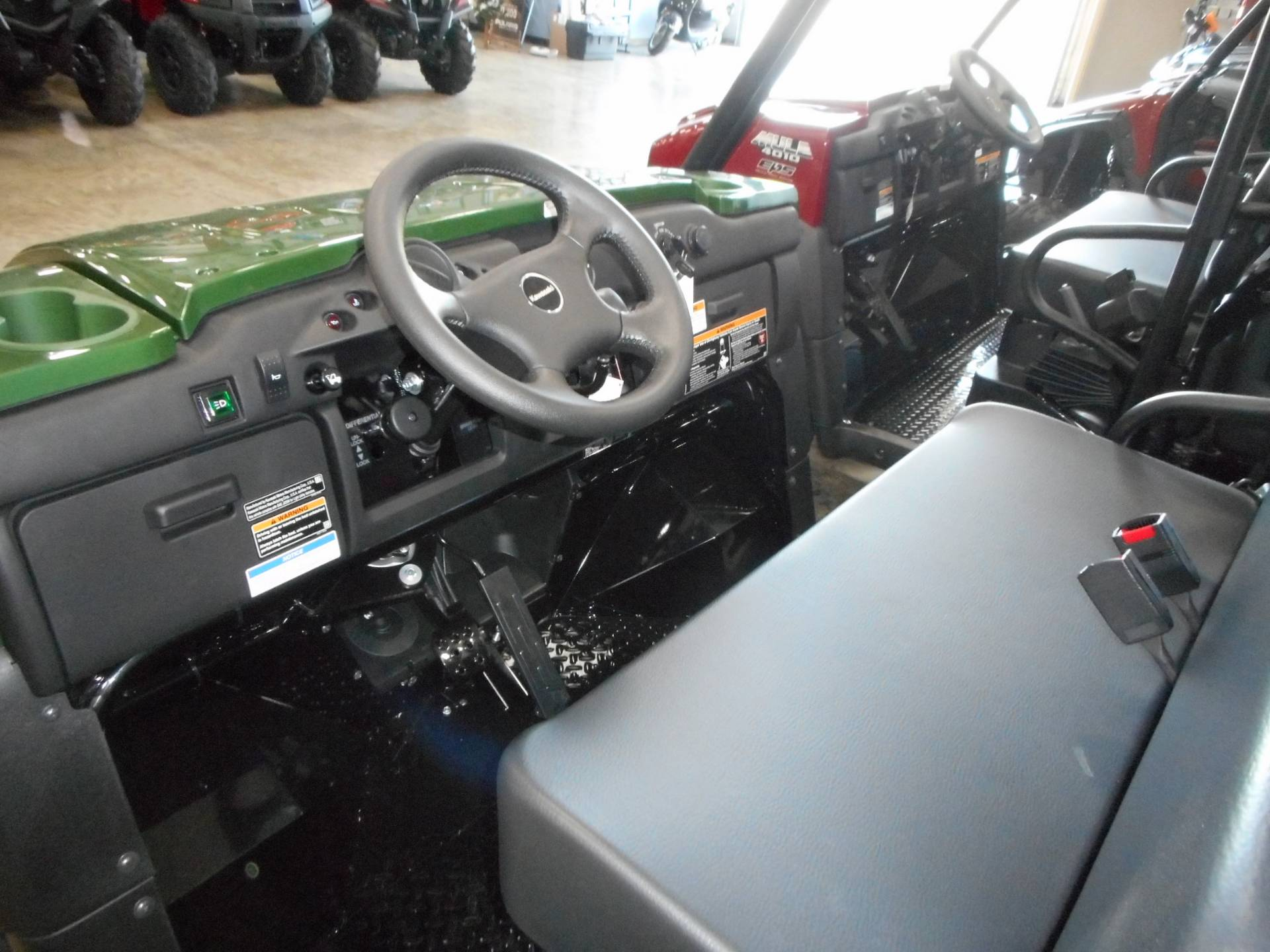 2020 Kawasaki Mule 4010 4x4 in Belvidere, Illinois - Photo 4