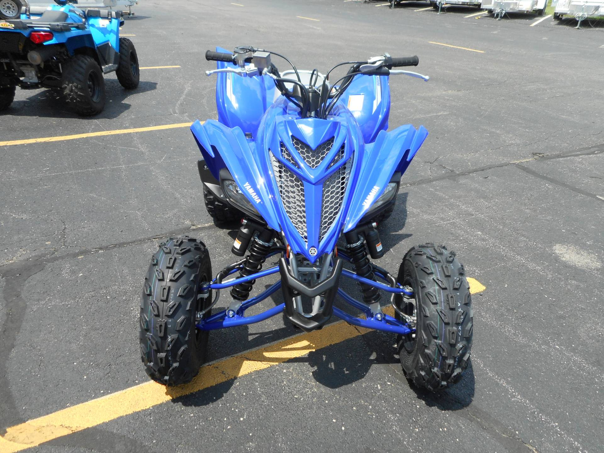 2020 Yamaha Raptor 700R in Belvidere, Illinois - Photo 5
