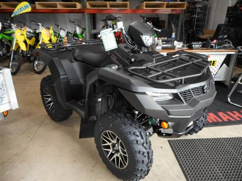 2019 Suzuki KingQuad 500AXi Power Steering SE+ in Belvidere, Illinois