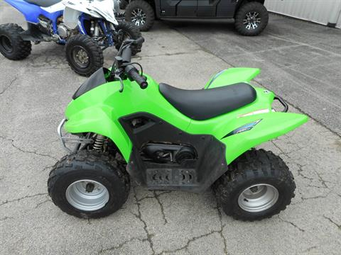 2014 Kawasaki KFX®90 in Belvidere, Illinois