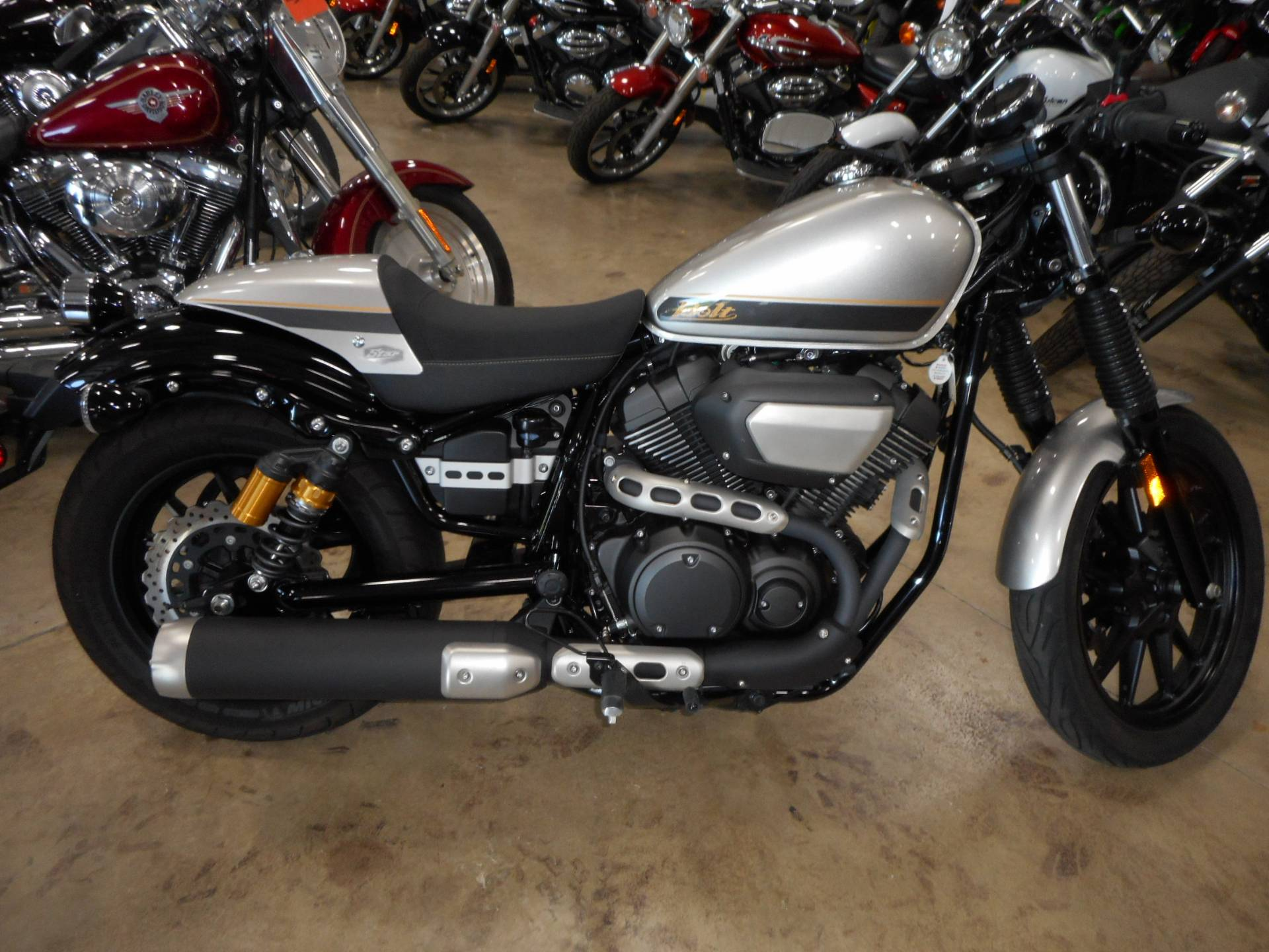 Used 2015 Yamaha Bolt C-Spec Motorcycles in Belvidere, IL