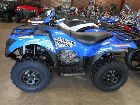 2020 Kawasaki Brute Force 750 4x4i EPS in Belvidere, Illinois - Photo 3