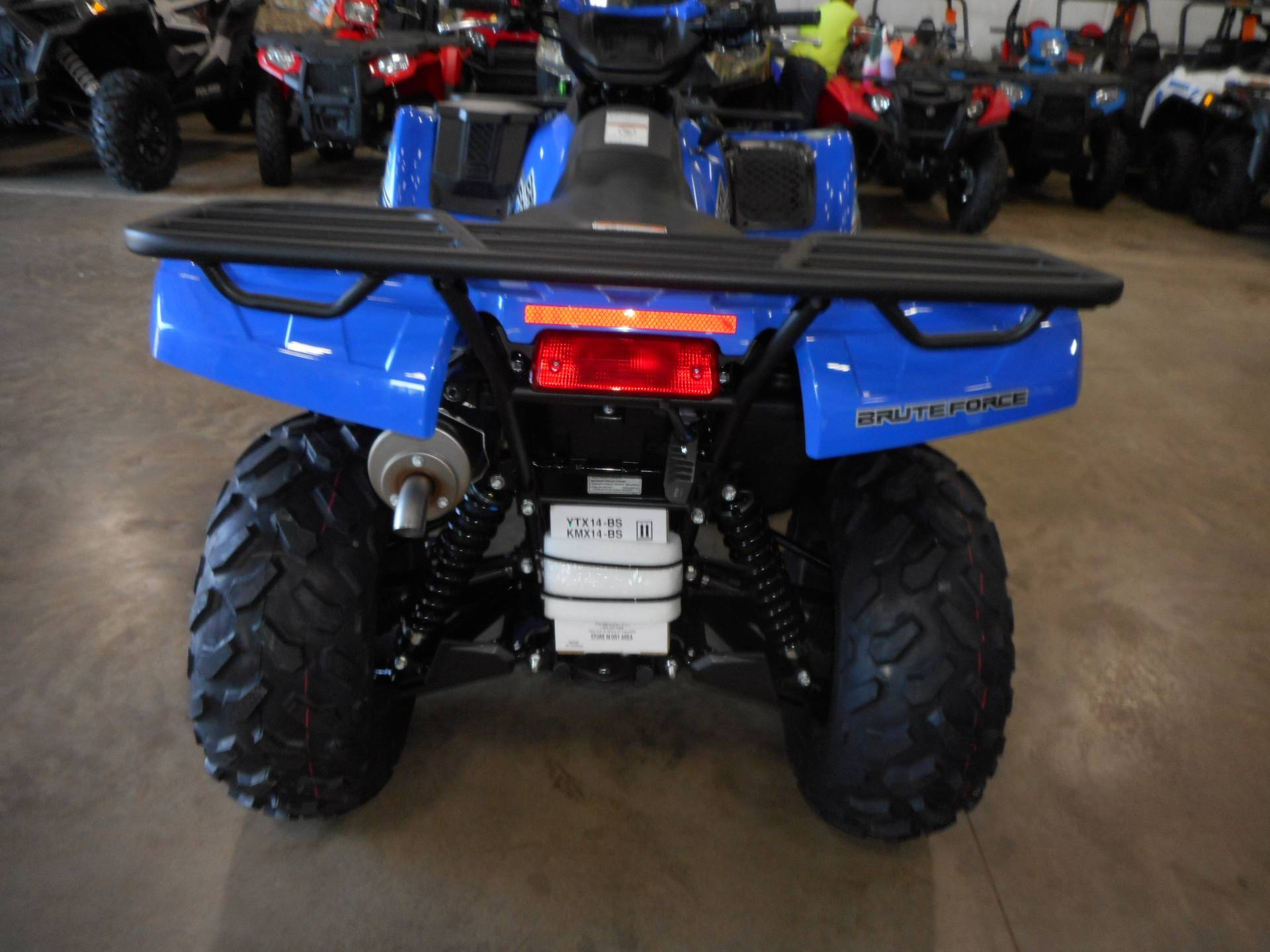 2020 Kawasaki Brute Force 750 4x4i EPS in Belvidere, Illinois - Photo 8
